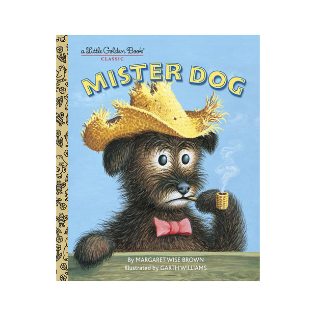 Little Golden Book - Mister Dog
