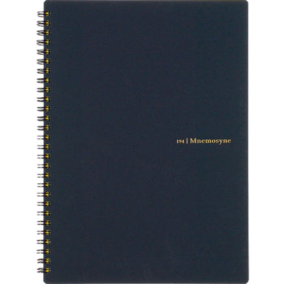 Maruman Mnemosyne Notebook - Lined - B5