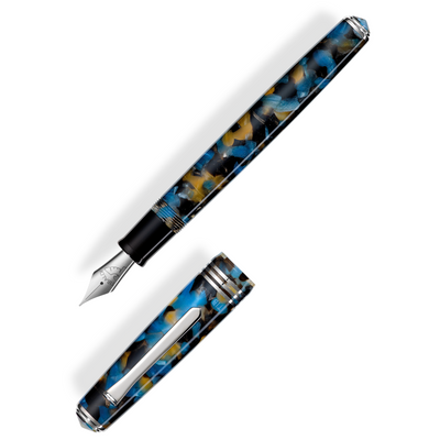 Tibaldi N60 Fountain Pen - Samarkand Blue