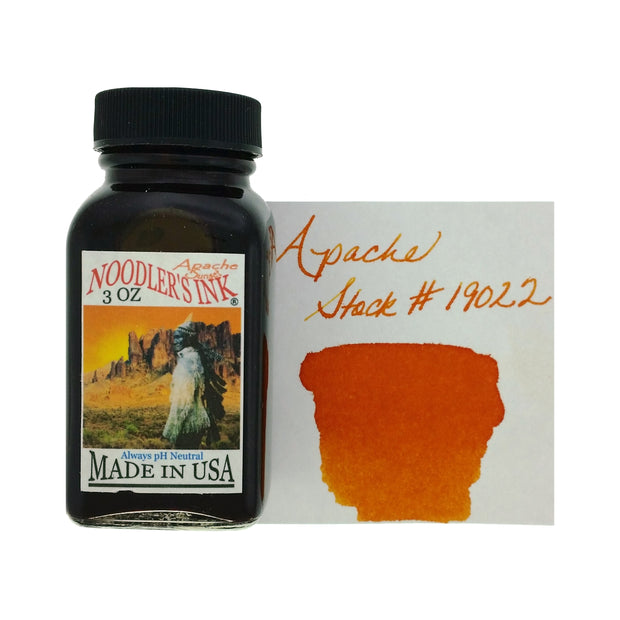 Noodlers - Apache Sunset - 3 Oz Bottled Ink