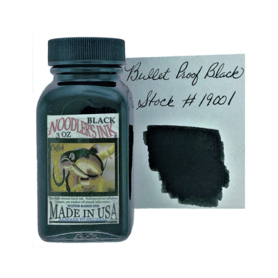 Noodler's - Black - 3 Oz Bottled Ink