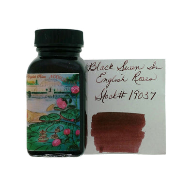 Noodlers - Black Swan In English - 3 Oz Bottled Ink