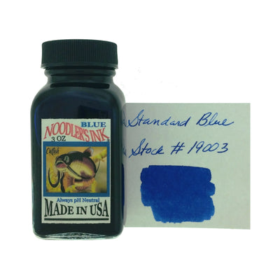 Noodlers - Blue - 3 Oz Bottled Ink