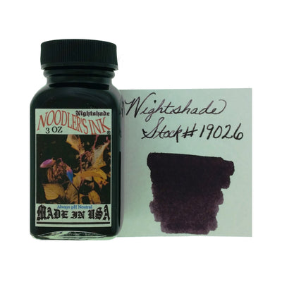 Noodlers - Nightshade - 3 Oz Bottled Ink
