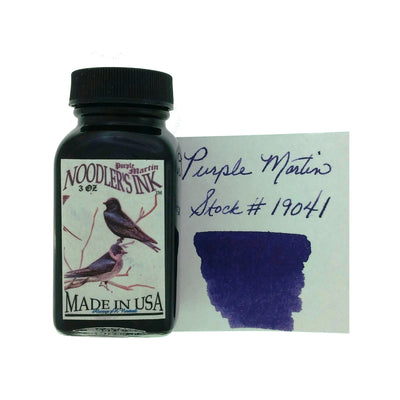 Noodlers - Purple Martin - 3 Oz Bottled Ink