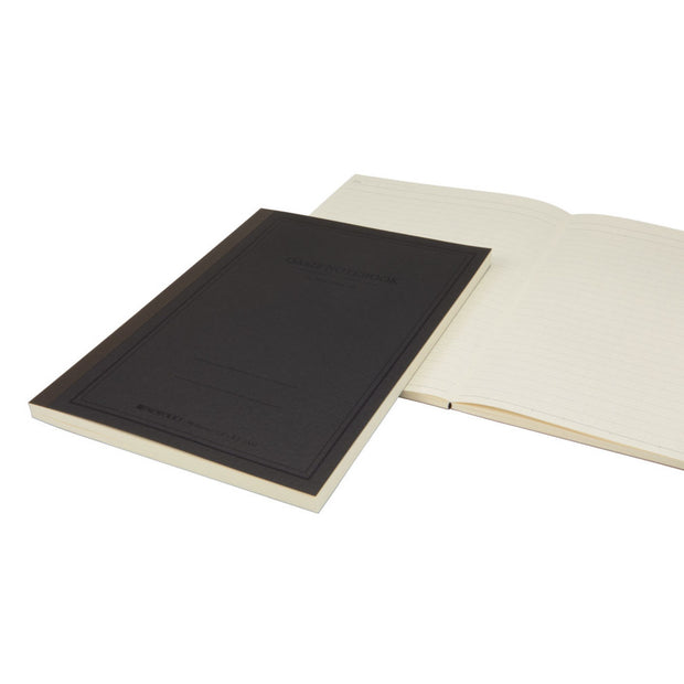 Itoya Oasis A6 Notebook - Charcoal