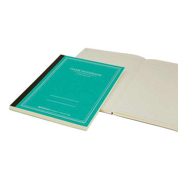 Itoya Oasis A6 Notebook - Wintergreen