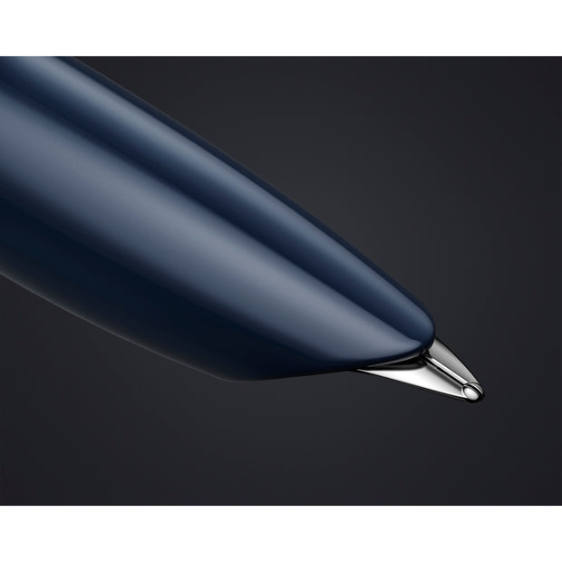 Parker 51 Fountain Pen - Midnight Blue