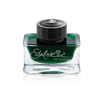 Pelikan Edelstein - Aventure Green - 50ml Bottled Ink