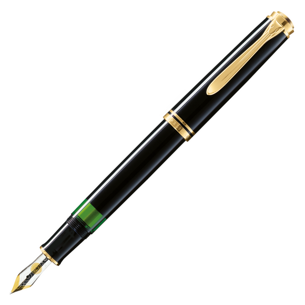 Pelikan Souveran M1000 Fountain Pen - Black
