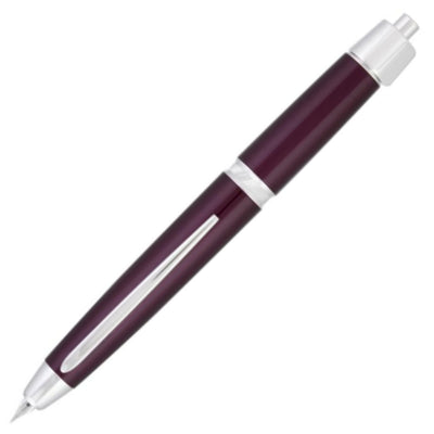 Pilot Vanishing Point LS Fountain Pen - Burgundy