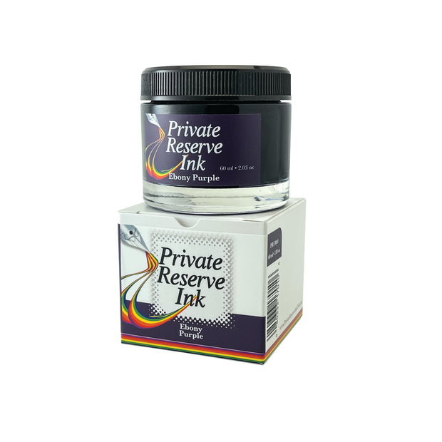 Private Reserve Ebony Purple - 60ML Bottled Ink