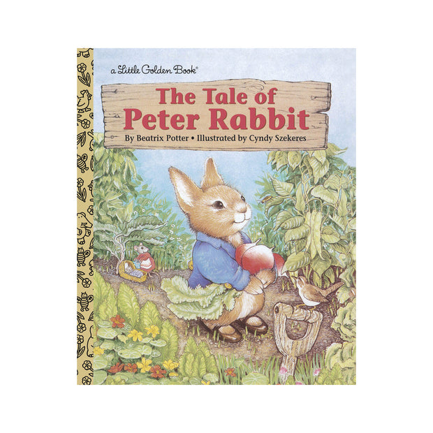 Little Golden Book - The Tale Of Peter Rabbit