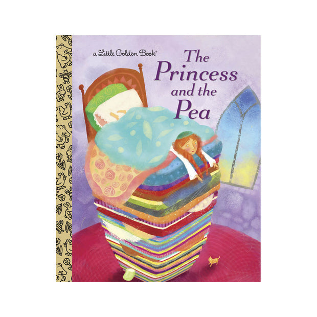 Little Golden Book - The Princess And The Pea