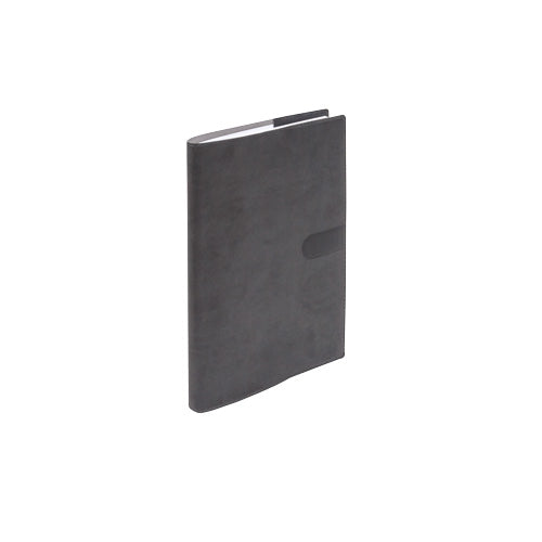 Quo Vadis Business - Texas Cover - Charcoal Black