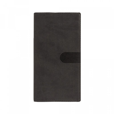 Quo Vadis Biweek - Texas Cover - Charcoal Black