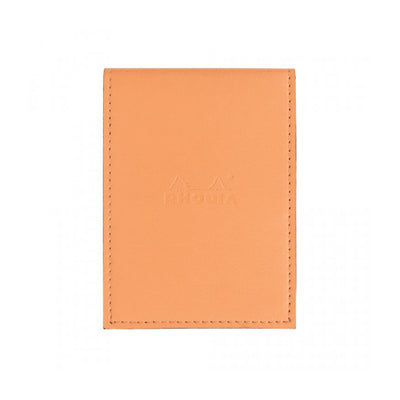 Rhodia Pad Holder with Pad 16200 - 6 x 8 3/4 - Orange cover