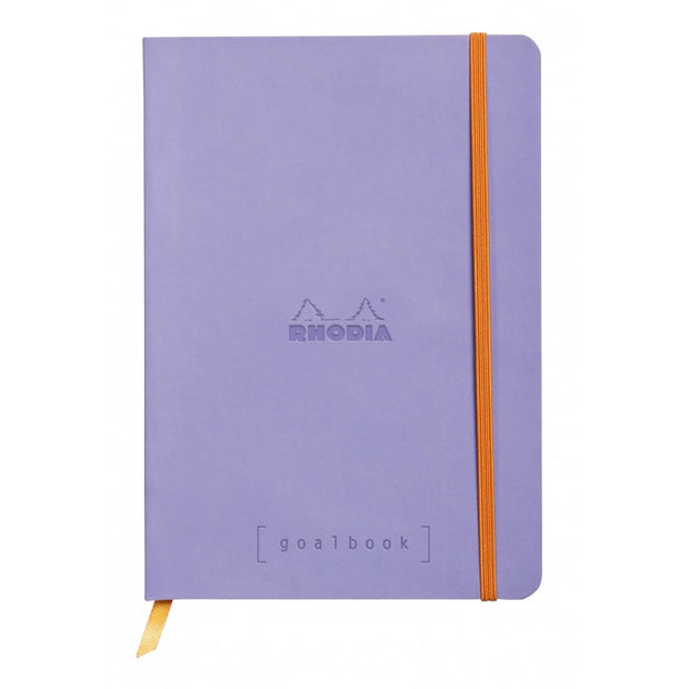 Rhodia Softcover Goalbook - Iris