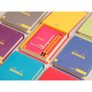 Rhodia ColoR Premium Treasure Box, Taupe