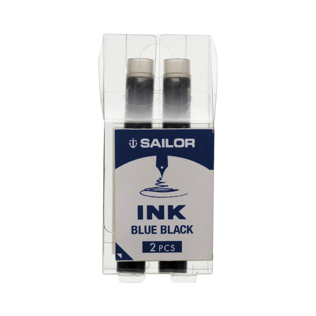Sailor Compass Ink Cartridges - Blue Black