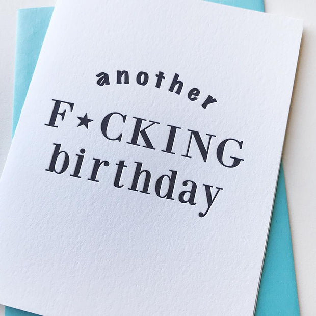 Another F***ing Birthday Card