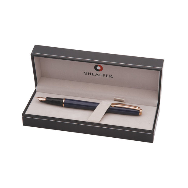Sheaffer Prelude Fountain Pen - Cobalt Blue