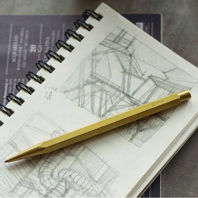 ystudio Classic Sketching Pencil - Brass