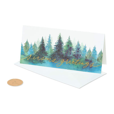 Papyrus Boxed Cards - Season's Greetings Cards