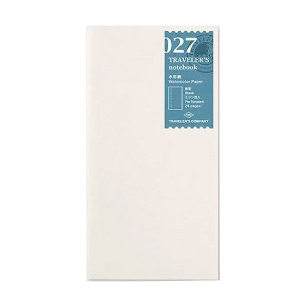 Traveler's Watercolor Notebook Refill - Regular Size