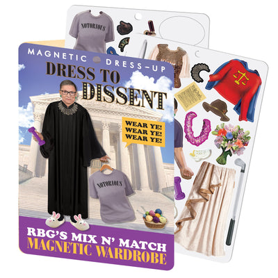 Ruth Bader Ginsburg Dress to Dissent