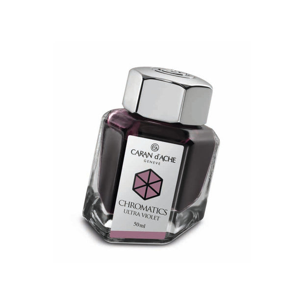 Caran d'Ache Chromatic - Ultraviolet - 50ml Bottled Ink