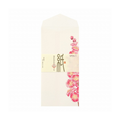 Midori Envelopes - Winter Flowers