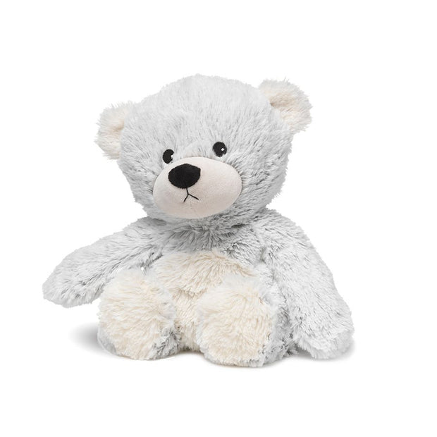 Warmies Blue Marshmallow Bear Plush