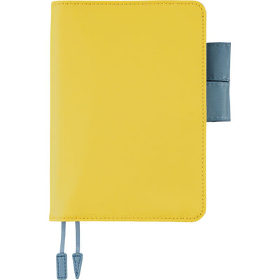Techo A6 Planner Set - Summer Lemon