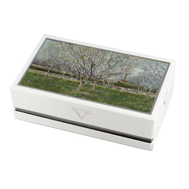 Visconti Van Gogh Fountain Pen - Orchard in Blossom