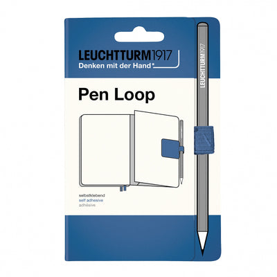 Leuchtturm Pen Loop - Denim