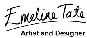 Emeline Tate Art and Designs