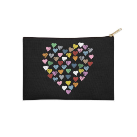 Hearts Heart Pouch