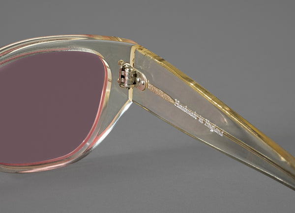 BLONDEY Glasses Champagne/Pink