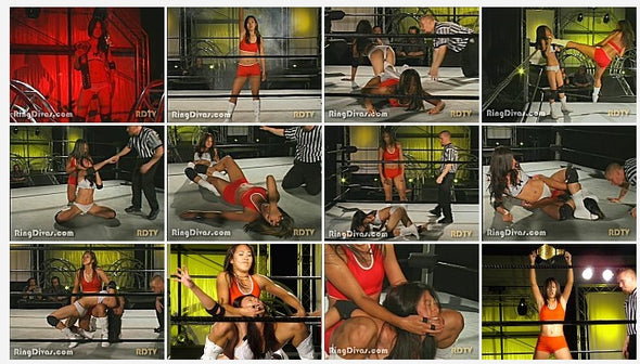 DOWNLOAD - What If... Sayuri vs. Yubari (World Title Match)