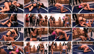 DOWNLOAD - Hazel vs. Destiny (Backstage Bikini Boxing Vol.3)