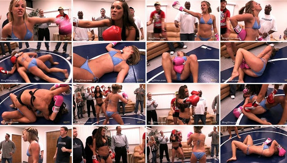 DOWNLOAD - Hazel vs. Sam (Backstage Bikini Boxing Vol.4)
