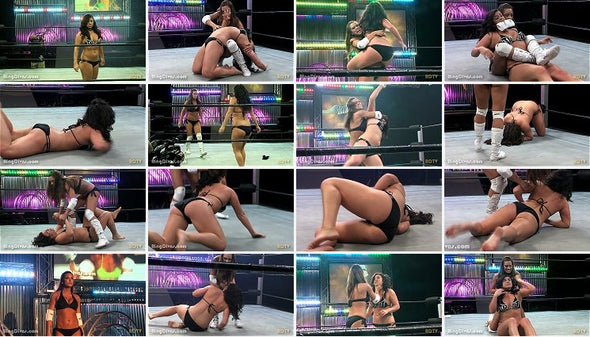 DOWNLOAD - Hot Bikini Destruction Vol.1 (Tina vs. Sam Sexton)