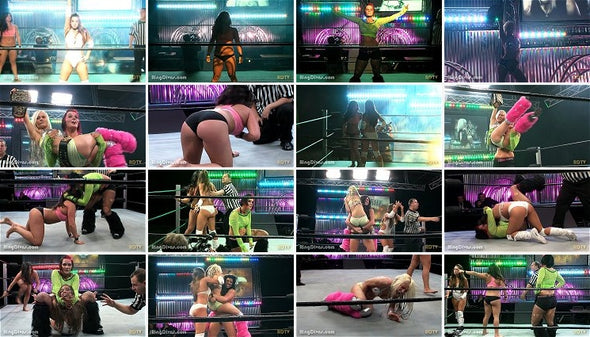 DOWNLOAD - Dream Matches Vol.2 (Sam Tina v. Jessicka Suicide)