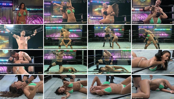 DOWNLOAD - Racquel Colon vs. Kyle Shilinger (Aftermath 2009)