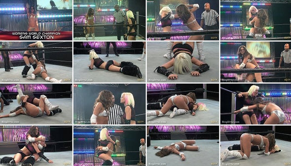 DOWNLOAD - Suicide vs. Sam Sexton (World Title Match)