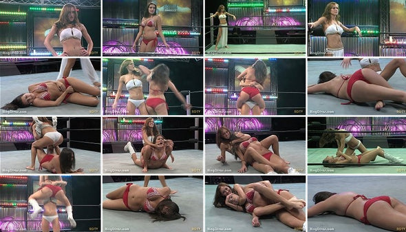 DOWNLOAD - Abbey Rhodes vs. Destiny (Capital Punishment 2008)