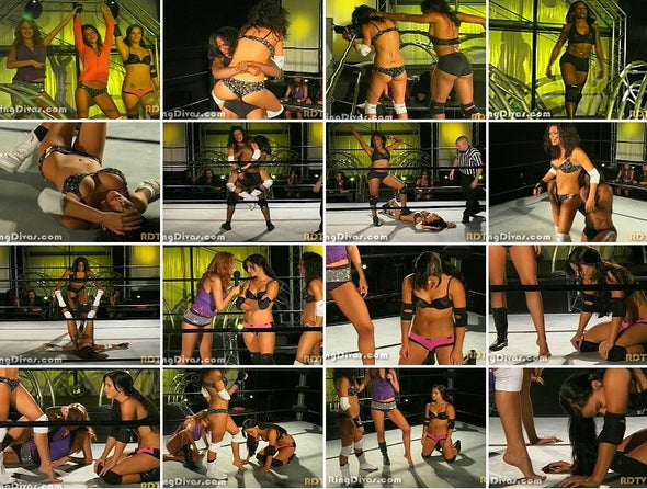 DOWNLOAD - Amber Van Buren vs. Nicole Franklin (Aftermath 2008)