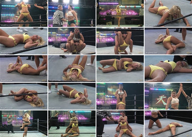 DOWNLOAD - Kati Summers vs. Ultimate Gojirah (Divamania 2009)