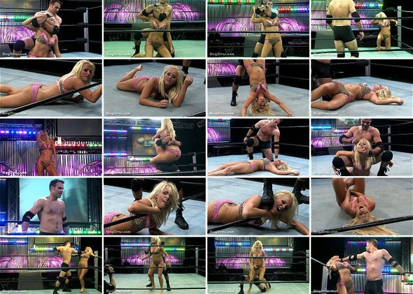 DOWNLOAD - Kati Summers v Kyle Shilinger (Capital Punishment 09)